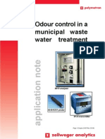 Odour Control in WWTP