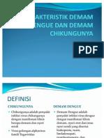 Karakteristik Demam Dengue Dan Demam Chikungunya