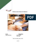 Caso Clinico de Anemia en Embarazo