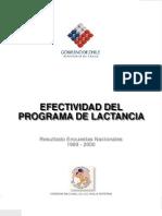 Informe Lactancia Oct 2005