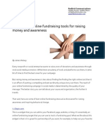16 Powerful Online Fundraising Tools