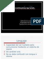 1 Factores y estilos de la comunicación