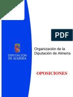 Tema. La Diputación Provinicial de Almería