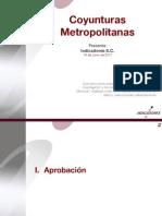 Encuesta Jalisco junio 2011