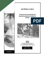 PPAA UG2011  RESURRECCION