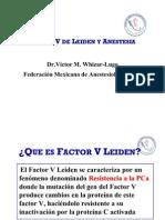 10 Factor v Leiden