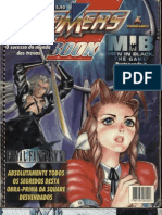 Revista gamers Final fantasy VII