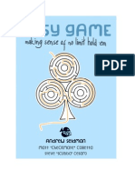Easy Game Volume I by Andrew Balugawhale Seidman