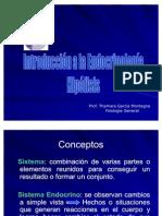 Introduccion a La Endocrinologia2011