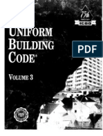 UBC 1997 Vol 3 - Material, Testing and Inspection