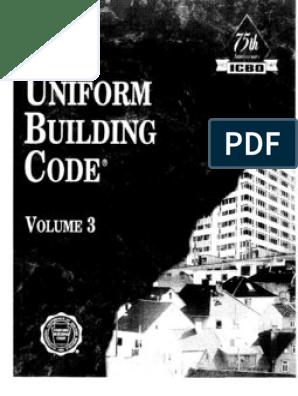ubc 1997 pdf free download