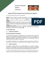 Manual BPM cafeterías