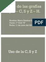 grafias