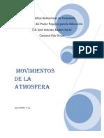 Movimientos de la Atmosfera