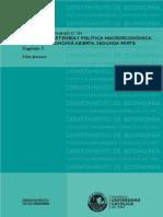 Felix Jimenez - Elementos de Teoria y Politica Macro Economic A Para Una Economia Abierta_2da Parte