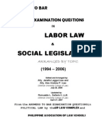 2.Labor Suggested Answers(1994-2006), Word