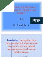 Resume Toksikologi
