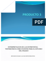 PRODUCTO 3