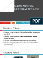 Structure Failure Analysis and Forensic