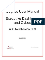 ACS - Cognos Executive Dashboard Users Manual v1.3