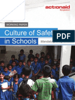 Culture of Safety in Schools