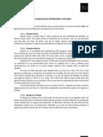 ESTRATEGIA DE DISTRIBUCIÓN Y DIFUSIÓN (Producción)