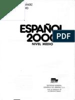 Español 2000 - nivel medio 1