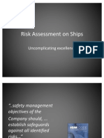 Risk Assessment - Uncomplicated for Excellence