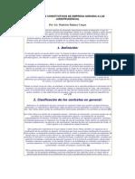 Contratos Constitutivos de Empresa Agraria a Luz Jurisprudencial