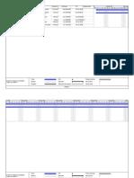 Microsoft Office Project - Petroperu Actividades
