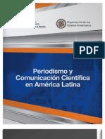 Periodismo y comunicación científica en América Latina