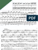 Mendelssohn - Intermezzo Piano 4 Hands