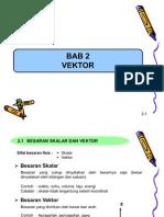 Bab2-Vektor