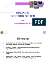 L.2. Aplikasi Berpikir Sistem