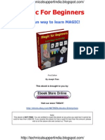 Magic Beginners