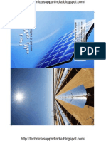 solar energy techniques