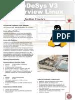 CoDeSys V3 Linux_E