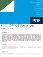 studentsZINE Issue 2