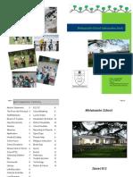 Motumaoho School Information Booklet