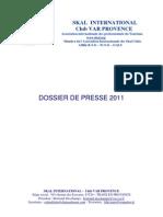 Dossier Presse Skal Club Var Provence