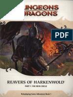Reavers of Harken Wold