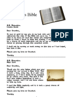 Grandma's Bible