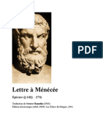 Lettre  Mnce