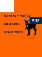 Plantas y Frutos Silvestres Comestibles Dr Cesar Lema Costas