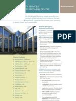 SunGard Borehamwood Workplace Datasheet