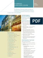 SunGard Paris Garden Workplace Datasheet