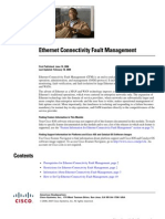 Cisco Ethernet CFM