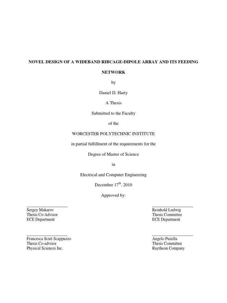 Topics thesis