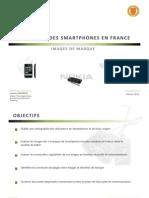 Smartphones, images de marques - février 2011