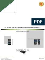 Smartphones et images de marques